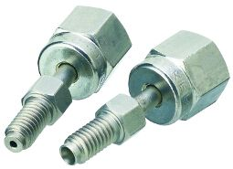 FID GC Capillary Column Adaptor for PE AutoSys XL, for Use w/PE Style Cap. Nuts