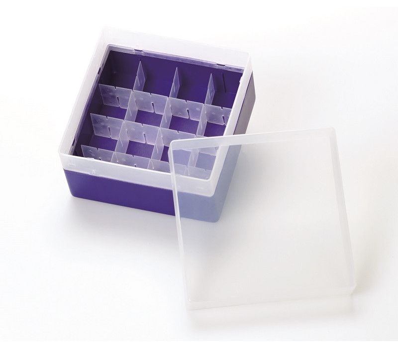PP Storage Box for 20ml EPA - vials,