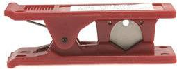 Tool, Guillotine Cutter for polymer tubing
