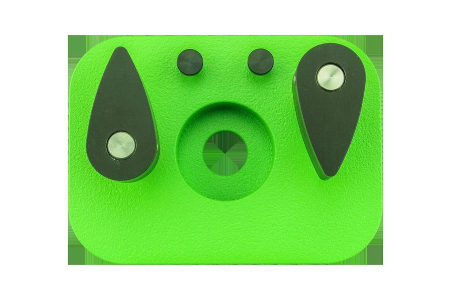Torch Cassette Piece (Green) for NexION 2000