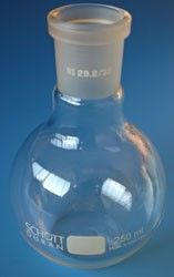 Flat bottom flask, made of DURAN®, NS 29,2, 250 ml