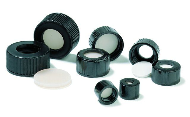 PK100 PP HOLE CAP, 15MM, W/PTFE/SILICONE
